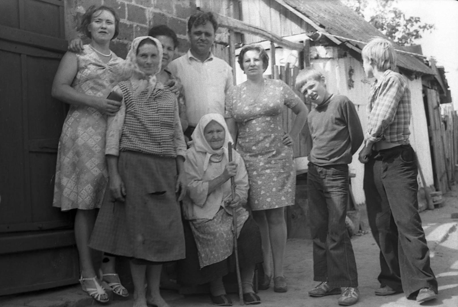 Дети из 70-х фото